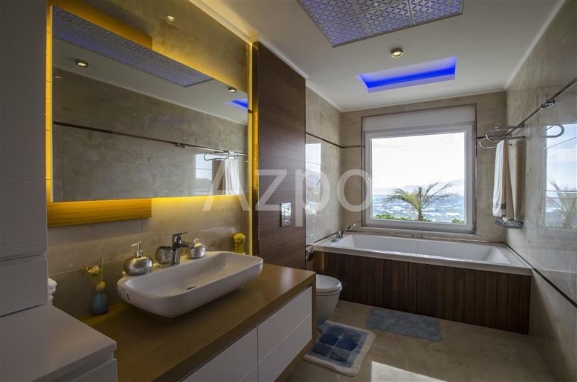 Виллы класса люкс с панорамным видом на море - Фото 24