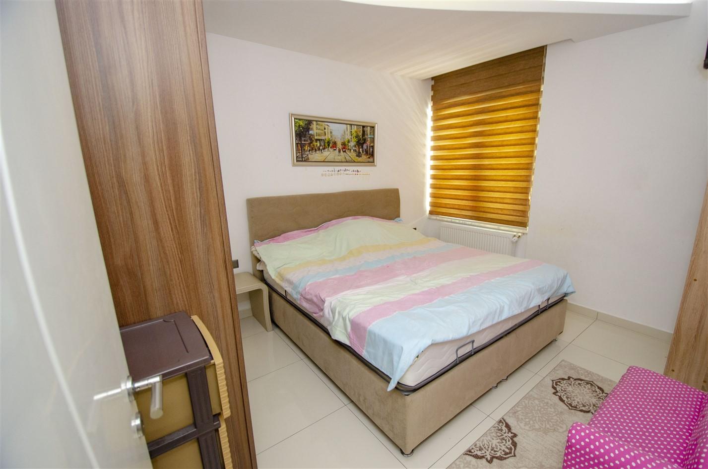 Меблированная квартира 1+1 в районе Коньяалты - Фото 30