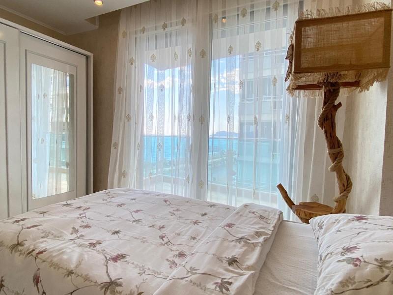 Меблированная квартира 2+1 с видом на Средиземное море - Фото 31
