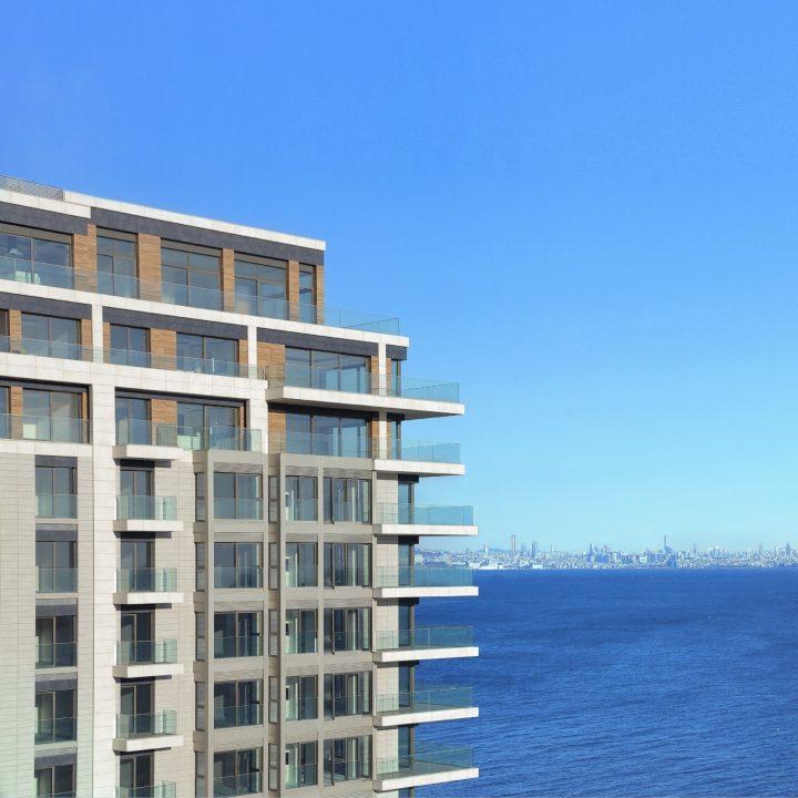 Современные квартиры на берегу Мраморного моря - Фото 26