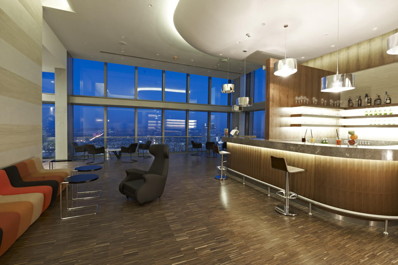 Элитная квартира в  высоком небоскребе Стамбула - Фото 7