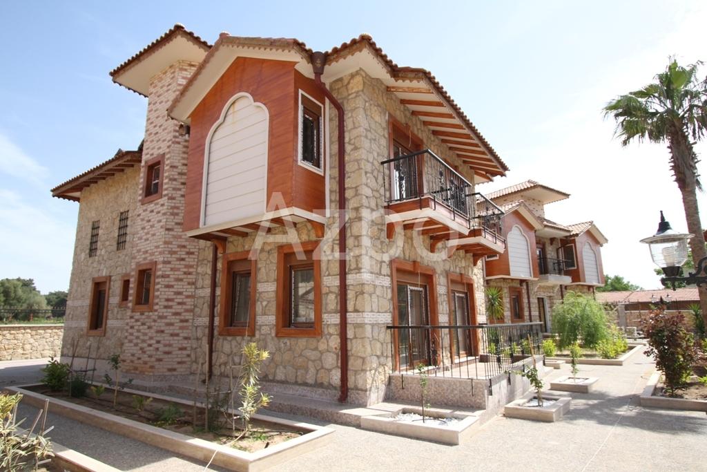 Виллы в османском стиле в районе Дошемеалты Анталья - Фото 1