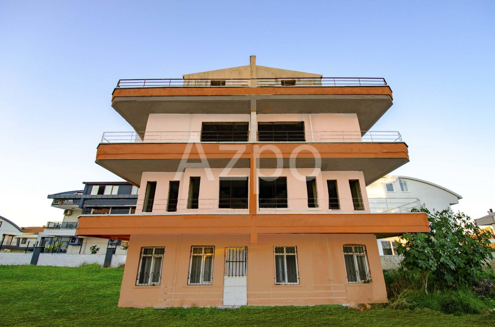 Продажа здания в районе Кунду Анталья - Фото 1