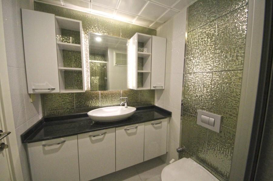 Меблированная квартира 2+1 в комплексе с инфраструктурой отельного типа. - Фото 26