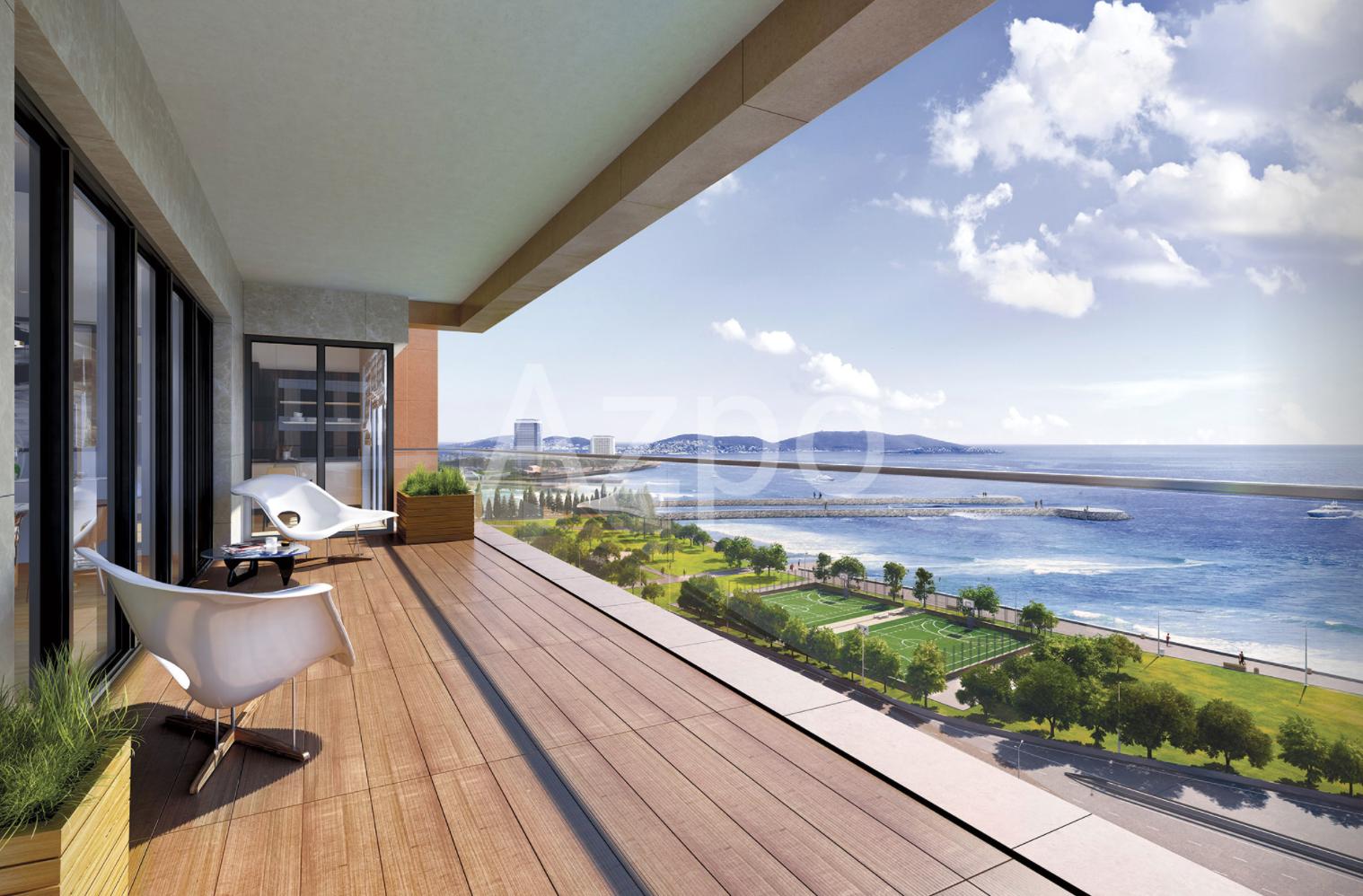 Квартиры в новом жилом комплексе у берега Мраморного моря - Фото 6
