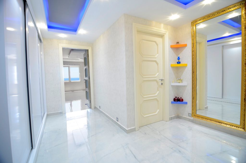 Трёхкомнатная квартира с впечатляющим видом на Средиземное море - Фото 2