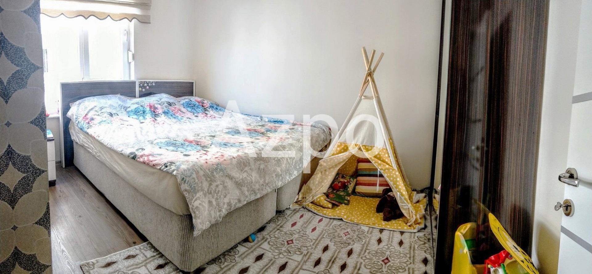 Квартира 2+1 с мебелью в 5 минутах ходьбы от моря - Фото 18