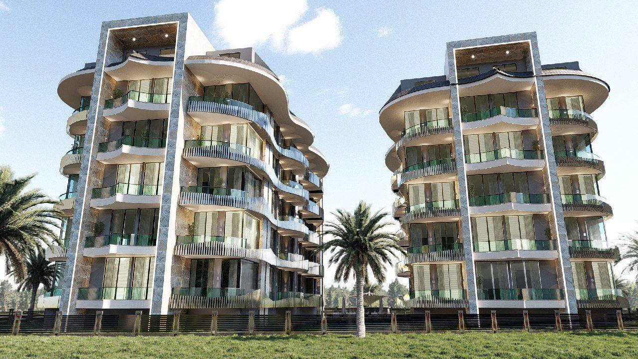 Комфортабельные квартиры в центре Аланьи - Фото 1