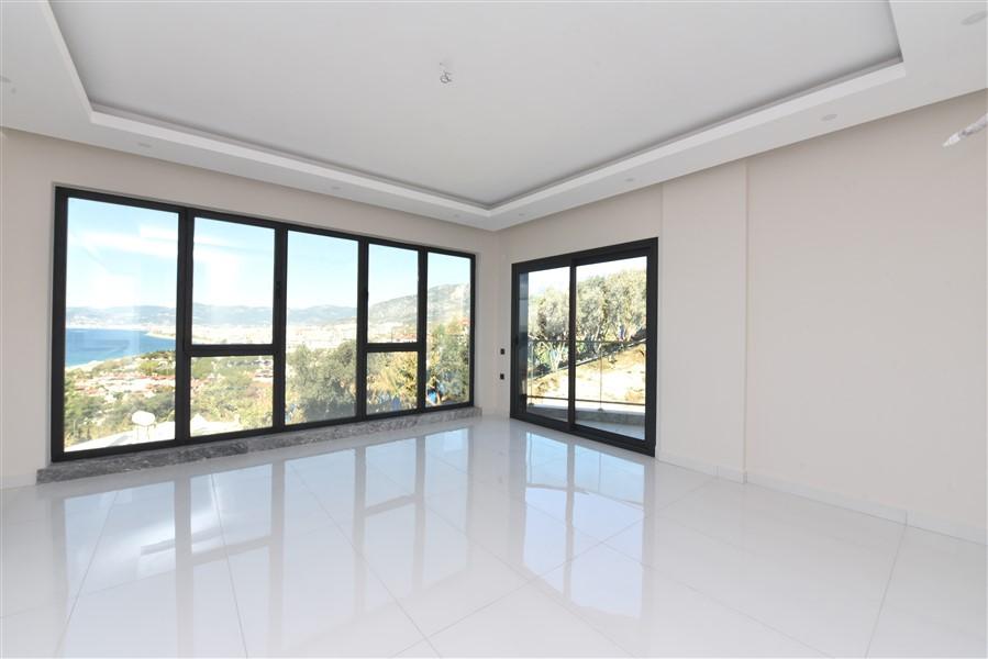Квартира 2+1 с видом на Средиземное море в Каргыджаке - Фото 6