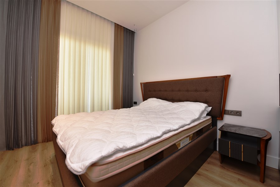 Уютная меблированная квартира 1+1 рядом с пляжем Клеопатры - Фото 23