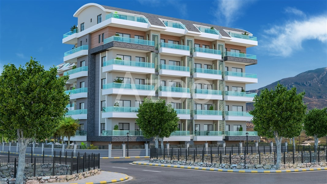 Апартаменты 2+1 в строящемся комплексе - Фото 8