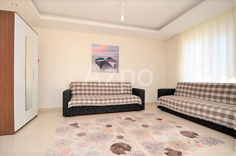 Меблированная квартира студия в Авсалларе - Фото 11
