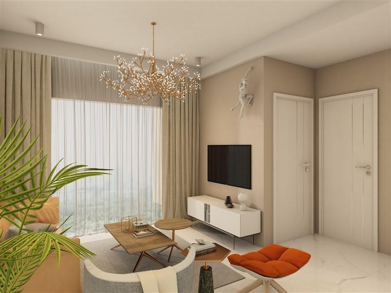 Новые квартиры по ценам застройщика в 250 метрах от пляжа Средиземного моря - Фото 11