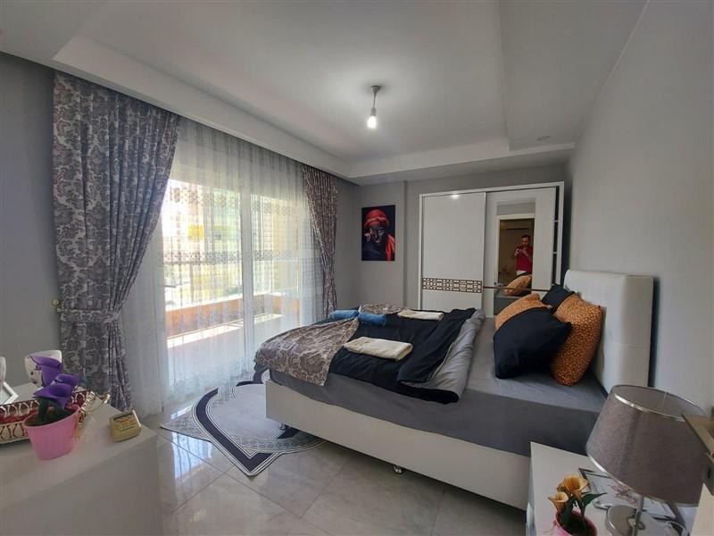 Меблированные апартаменты 1+1 в районе Махмутлар - Фото 10