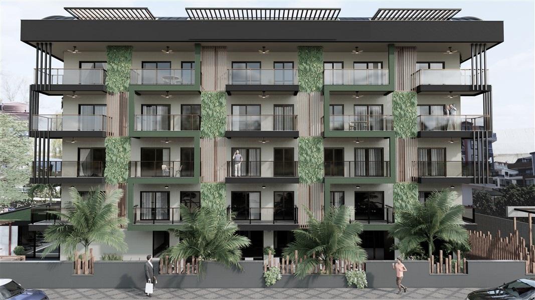Новый инвестиционный проект жилого комплекса в районе Оба - Фото 1