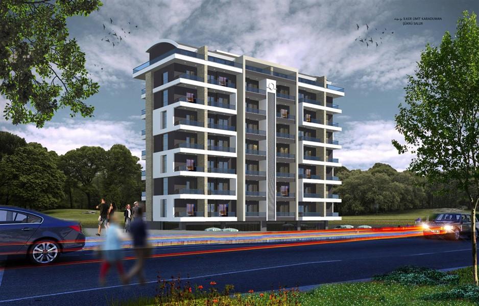 Квартиры в новом комплексе в районе Авсаллар - Фото 1