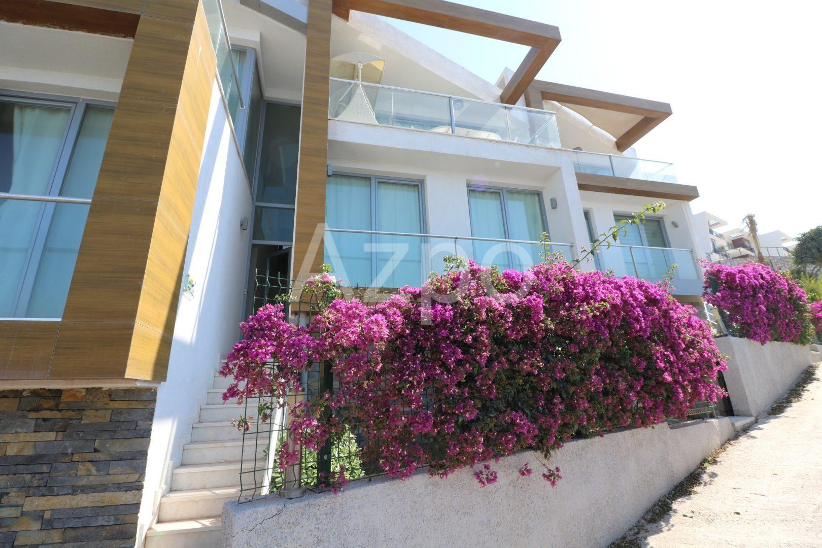 Квартира 2+1 в Бодруме с видом на морe - Фото 21