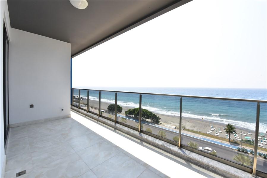 Меблированная квартира 2+1 с видом на Средиземное море - Фото 22