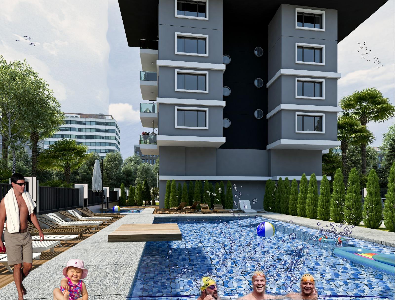Комфортабельные квартиры в жилом комплексе на этапе строительства - Фото 3