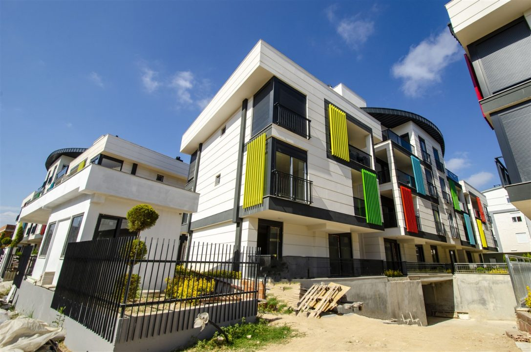 Квартиры 2+1 в районе Гюзельоба Лара Анталия - Фото 2