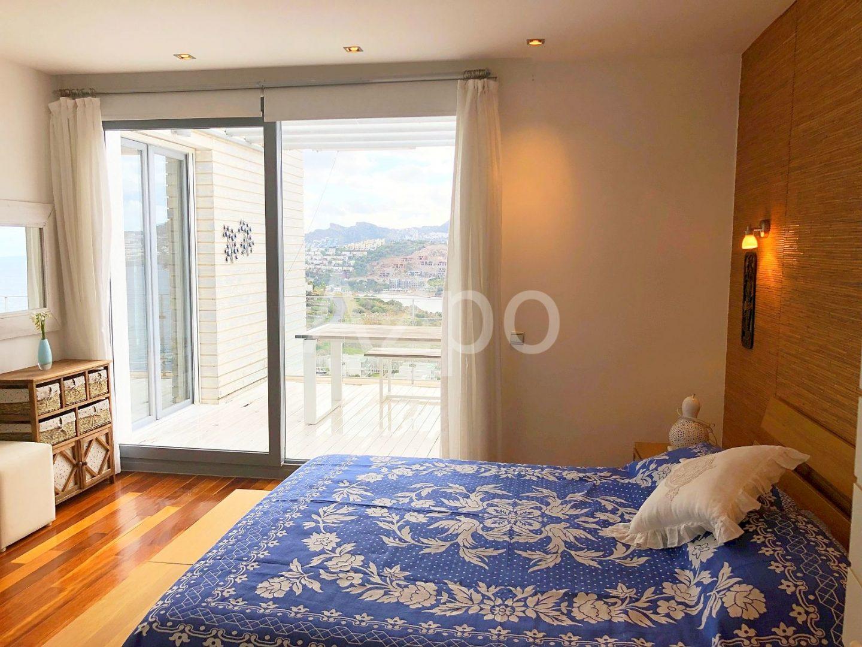 Квартира с панорамным видом на море в Бодруме - Фото 10