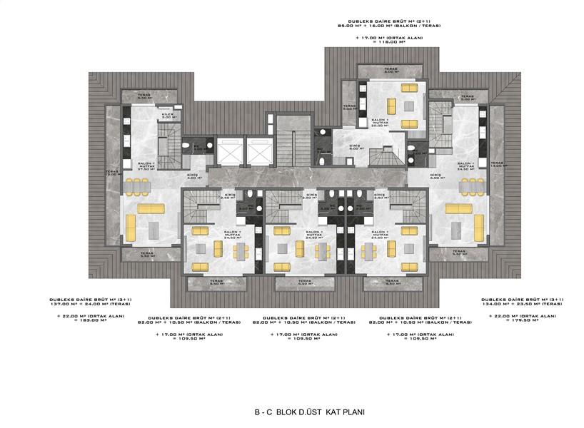 Роскошные квартиры в инвестиционном проекте - Фото 87