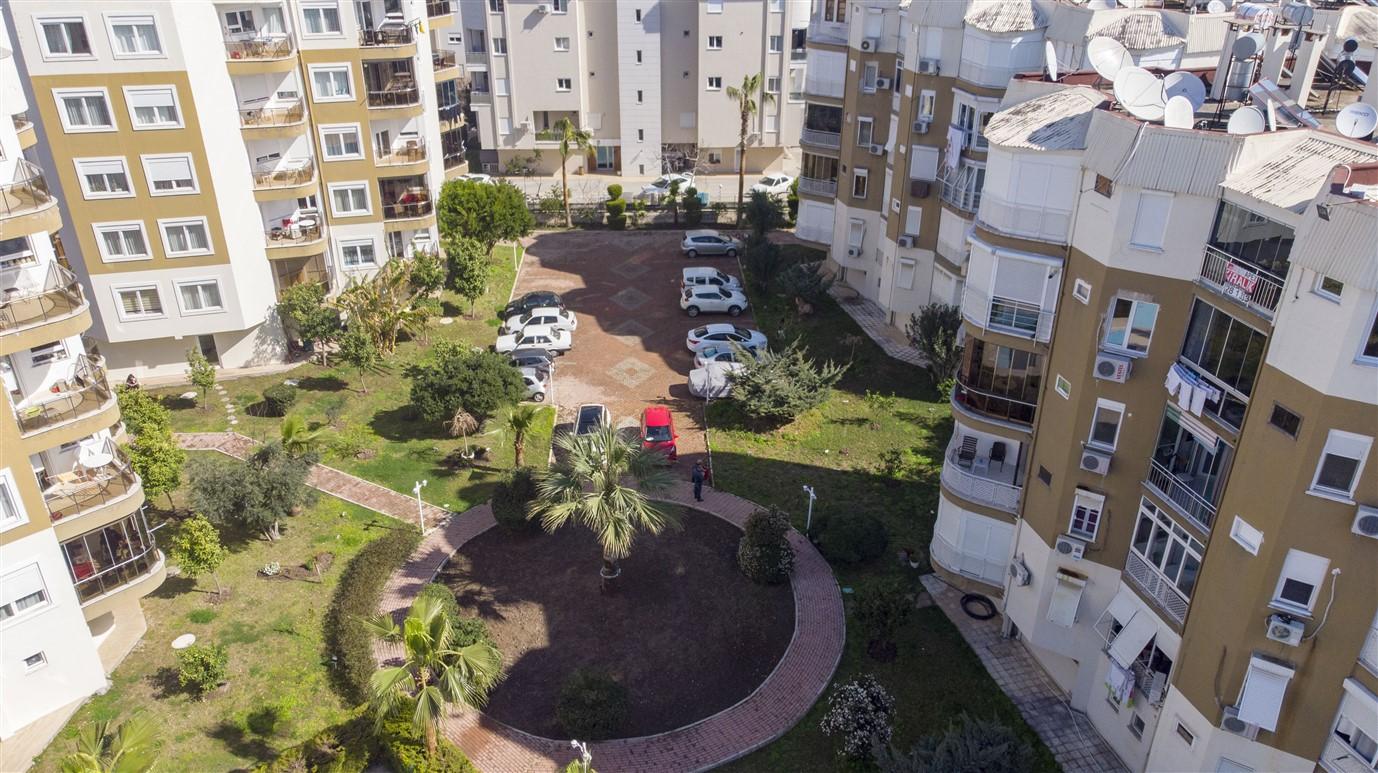 Трёхкомнатная квартира в микрорайоне Лиман Анталья - Фото 9