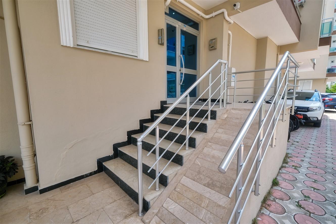 Трёхкомнатная квартира в микрорайоне Хурма Анталья - Фото 8