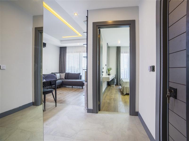 Новые квартиры разных планировок в центре Алании - Фото 19