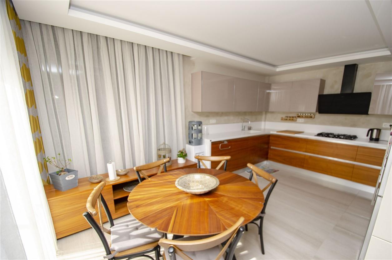 Квартира 4+1 с дизайнерским ремонтом в Унжалы - Фото 15