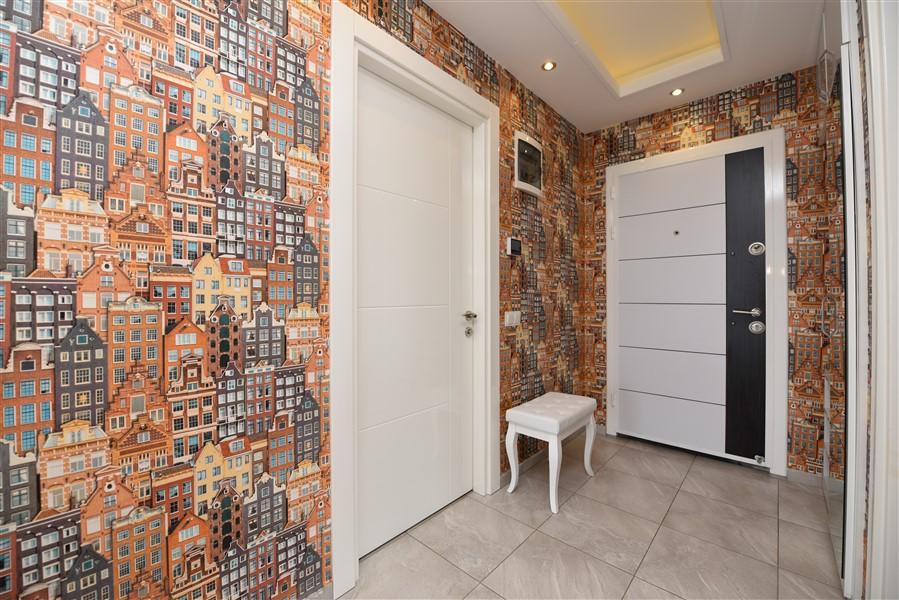 Меблированная квартира 2+1 с приятными видовыми характеристиками - Фото 8