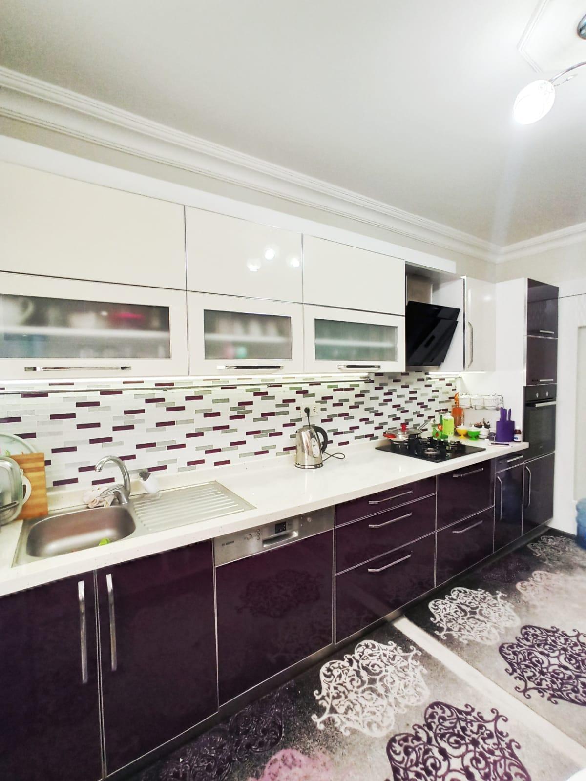 Квартира 3+1 с отдельной кухней в районе Коньяалты - Фото 8