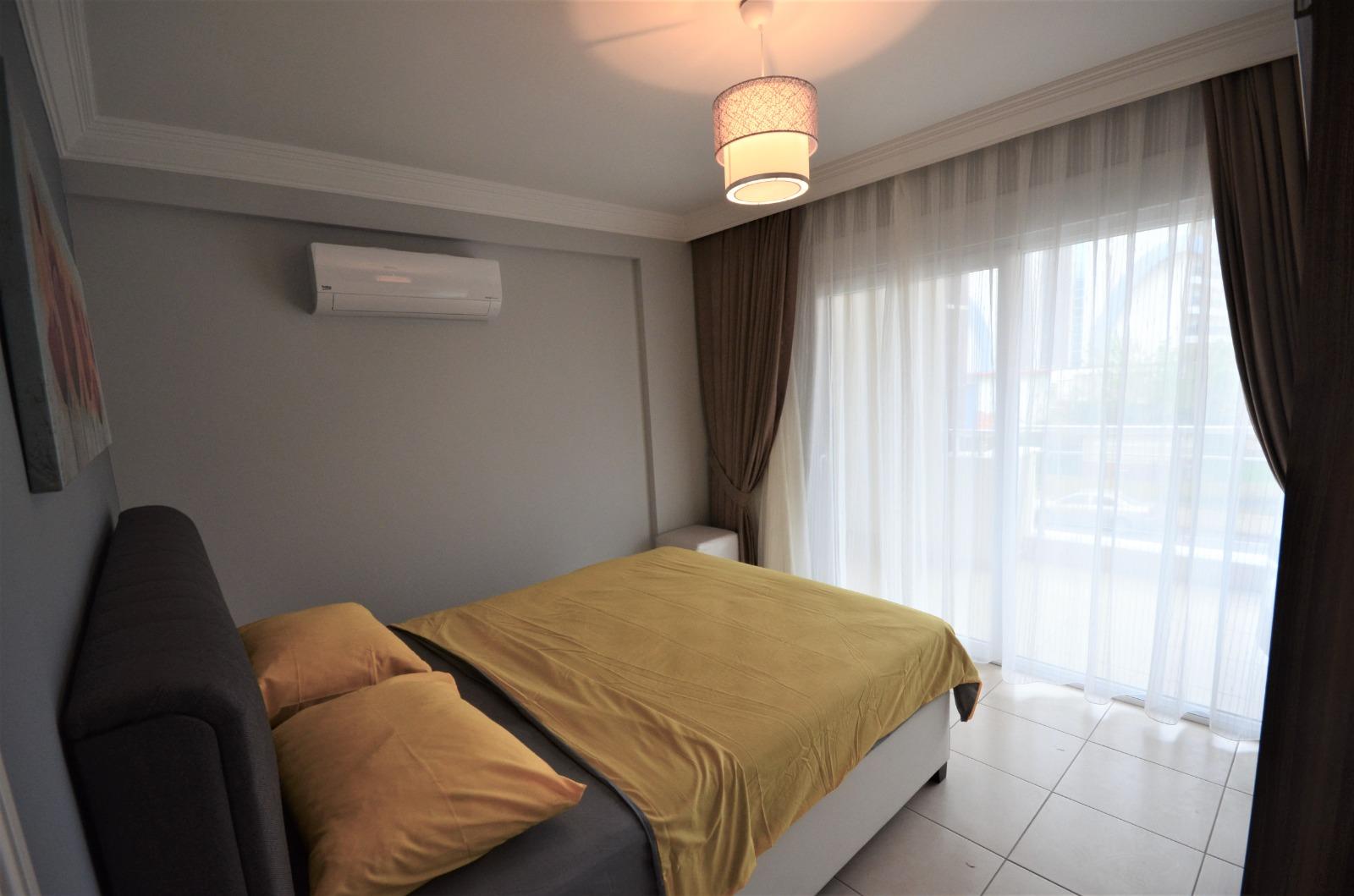 Двухкомнатная квартира с мебелью и бытовой техникой в районе Тосмур - Фото 11