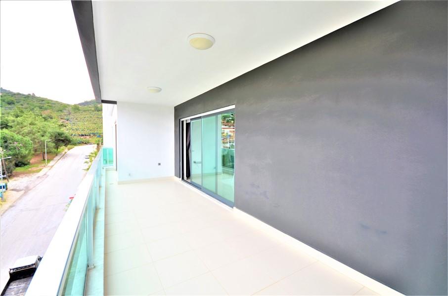 Меблированная квартира 2+1 с видом на Средиземное море - Фото 40