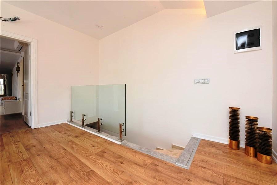 Роскошный пентхаус 4+1 с мебелью в районе Оба - Фото 23