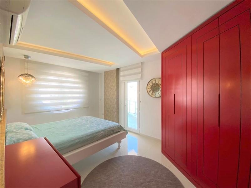Трёхкомнатная квартира с мебелью в 250 метрах от пляжа Клеопатры - Фото 17