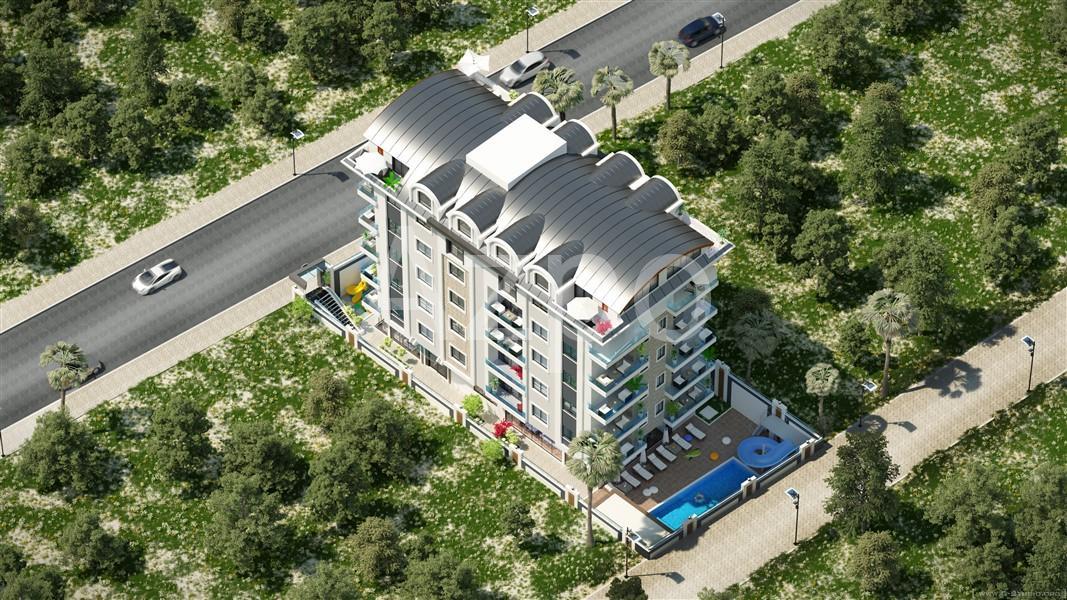 Новый жилой комплекс в районе Махмутлар - Фото 4