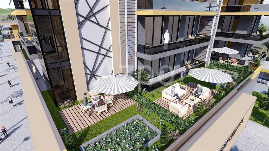 Новый жилой комплекс в Махмутларе - Фото 5
