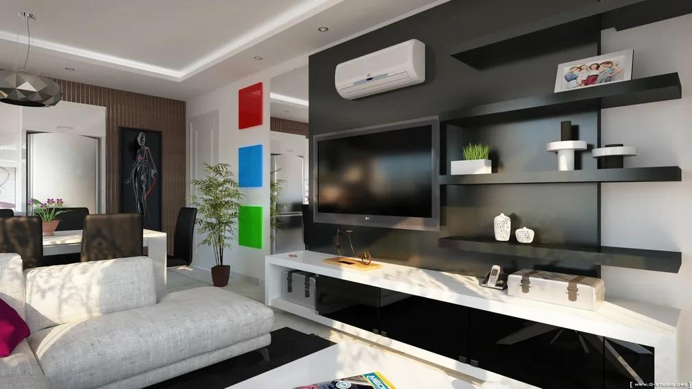 Элитные квартиры в новом проекте жилого комплекса в Махмутларе - Фото 13