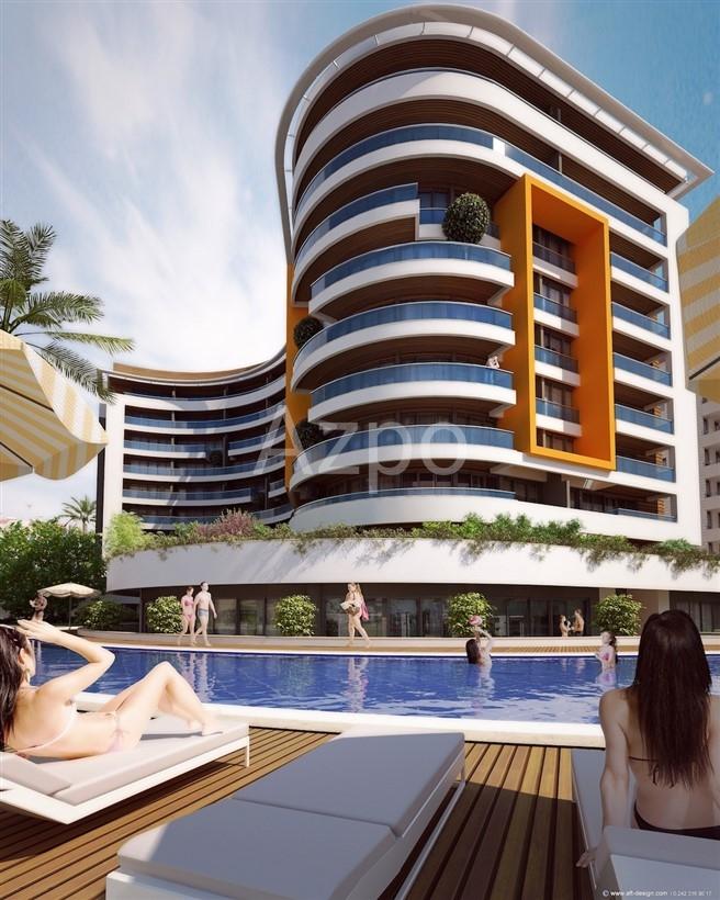 Квартиры с видом на море в элитном комплексе Антальи - Фото 4