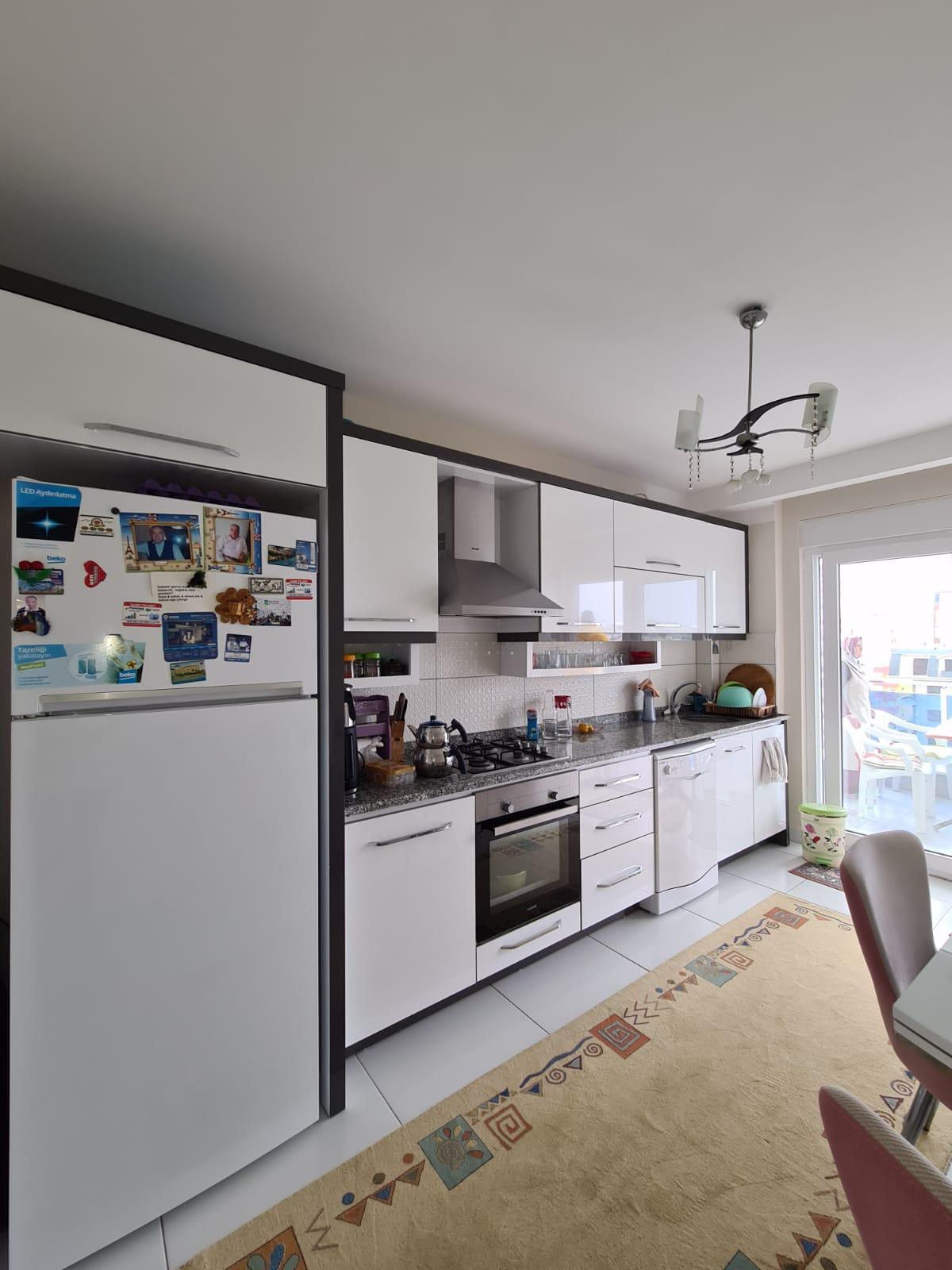 Апартаменты с отдельной кухней в Махмутларе - Фото 13