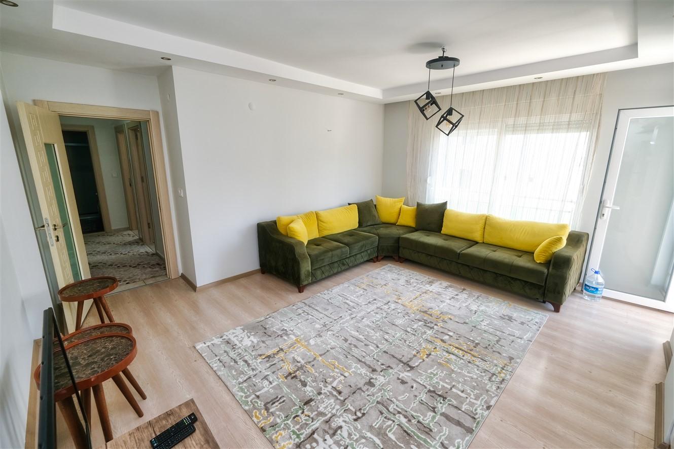 Трёхкомнатная квартира в микрорайоне Хурма Анталья - Фото 11