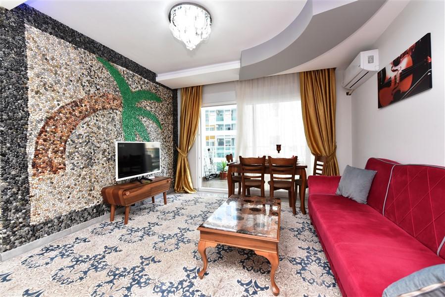 Меблированная квартира 1+1 в районе Махмутлар - Фото 4