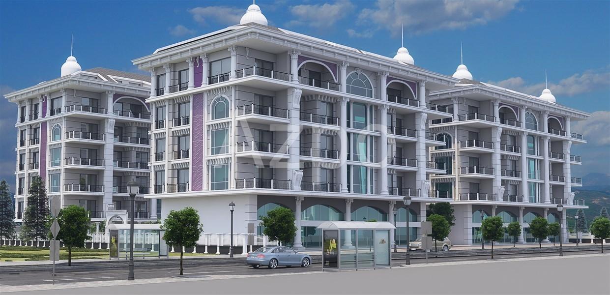 Квартиры различных планировок в новом комплексе - Фото 2