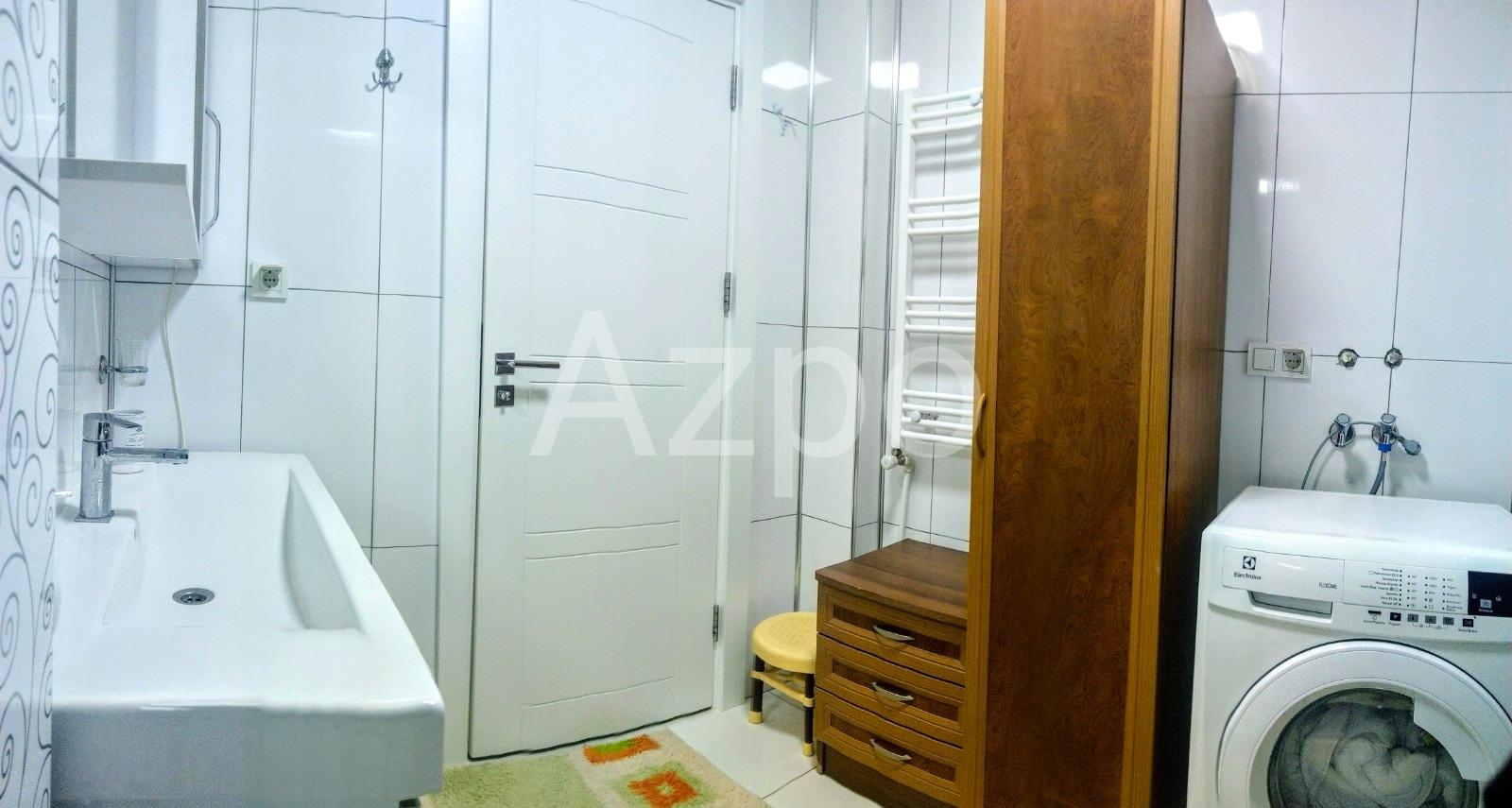 Привлекательная квартира 2+1 с мебелью Анталья - Фото 14