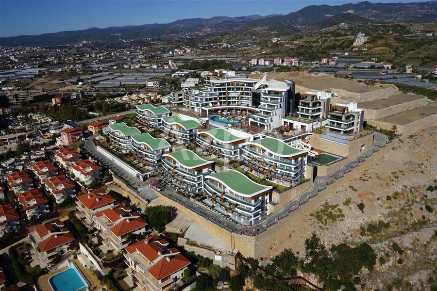 Двухкомнатная квартира с видом на море - Фото 15