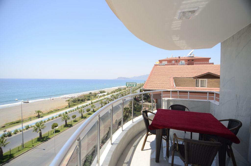 Трёхкомнатная квартира с впечатляющим видом на Средиземное море - Фото 17