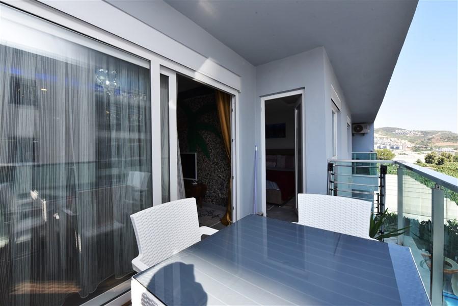 Меблированная квартира 1+1 в районе Махмутлар - Фото 16