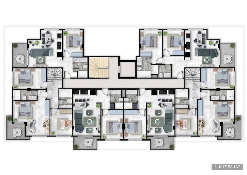 Уникальный проект жилого комплекса премиум класса - Фото 41