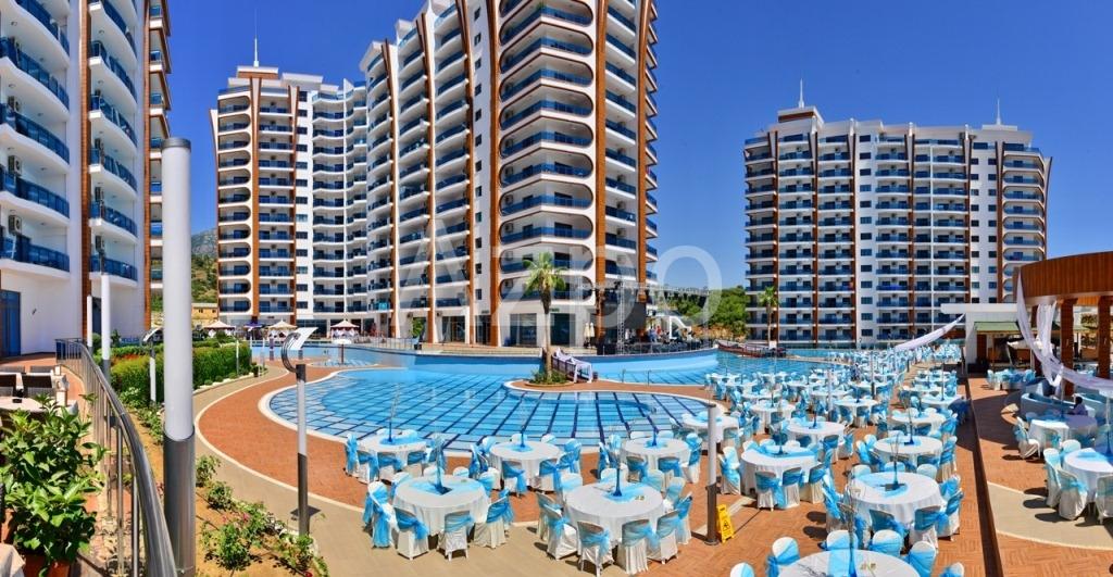 Квартира планировки 1+1 в комплексе отельного типа - Фото 2